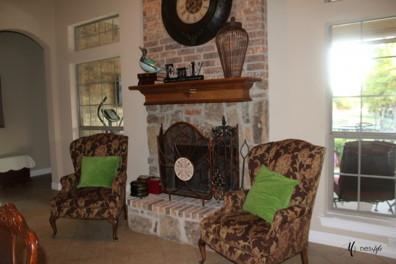#wingbackchairs#eclecticdecor