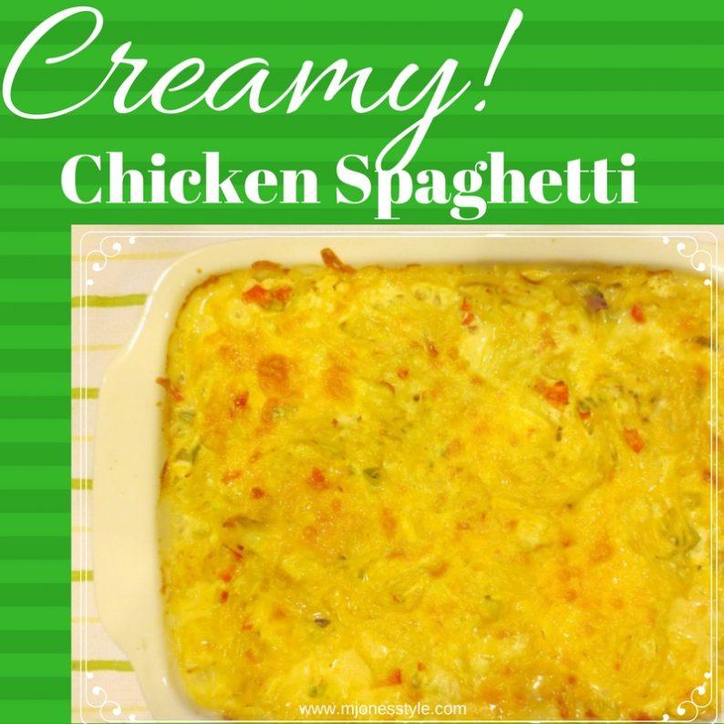 #chickenspaghetti
