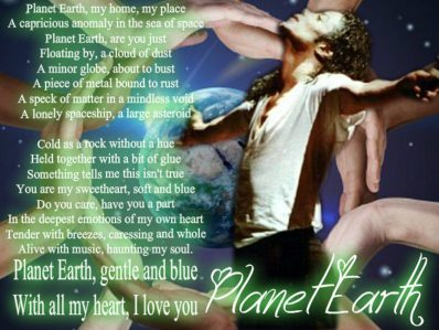 Planet Earth poem