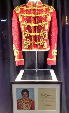 Michael's jacket