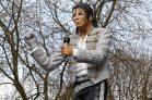 Soccer - Michael Jackson Statue Unveiling - Craven Cottage