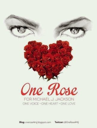 one rose heart