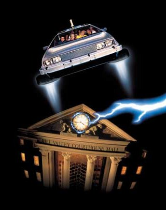 Back to the Future Ride, (c) Universal Pictures 2002