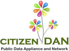 Citizen DAN Logo