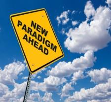 New Paradigm Roadsign