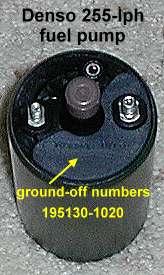 Denso 255 lph pump 3