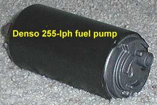 Denso 255 lph pump 2