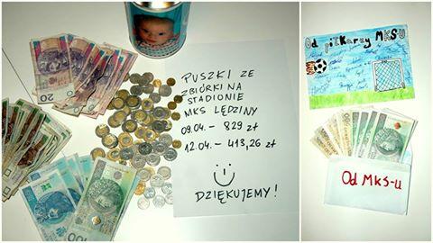 Kibicuj i pomóż Tymonkowi! (aktualizacja nr 2)