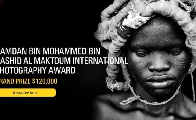 Hamdan International Photography Award Mladiinfo