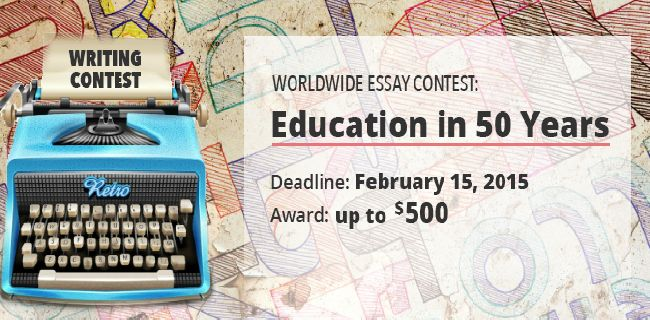 essay writing competition for college students - College Application ...