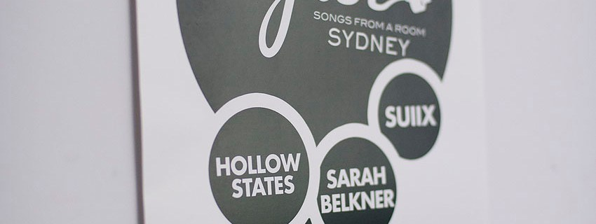 Sofar Sounds Sydney – April