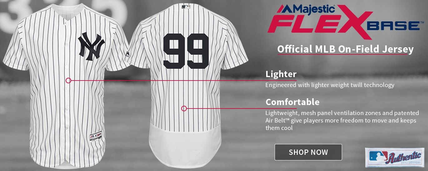 MLB Jersey Sizing Charts  Buying Guide, Cool Base vs Flex Base