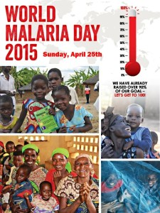 World Malaria Day 2015 Header Graphic