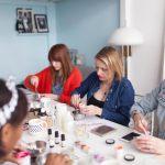 Atelier cosmétique bio pour son evjf