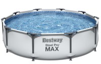 Bestway Steel Pro Frame Pool 305 x 76cm m/filter pumpe Kr. 999