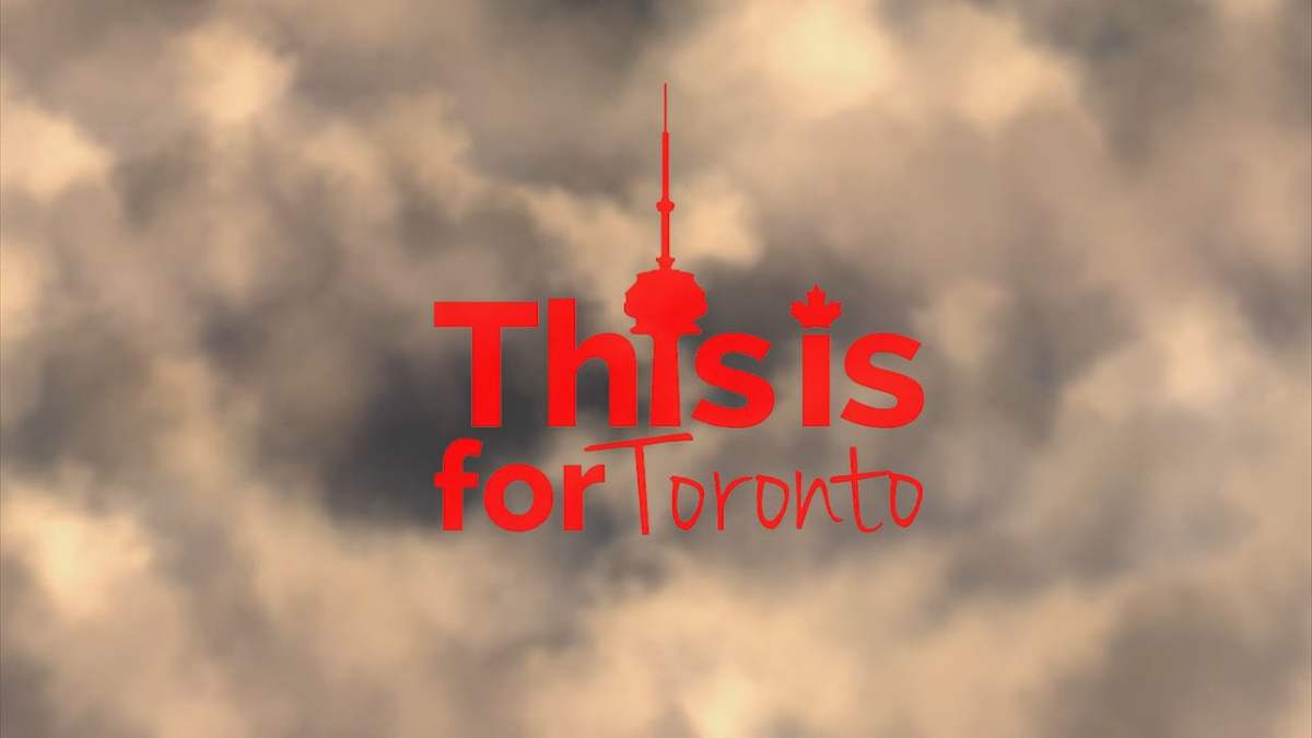 """This is for Toronto"" officially screens Sept. 28"