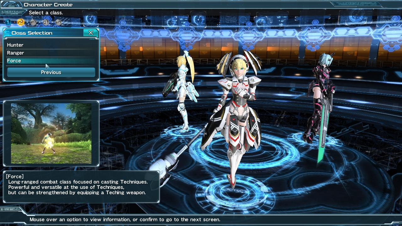 Final Fantasy Girl Wallpaper Phantasy Star Online 2 Review And Download Mmobomb Com