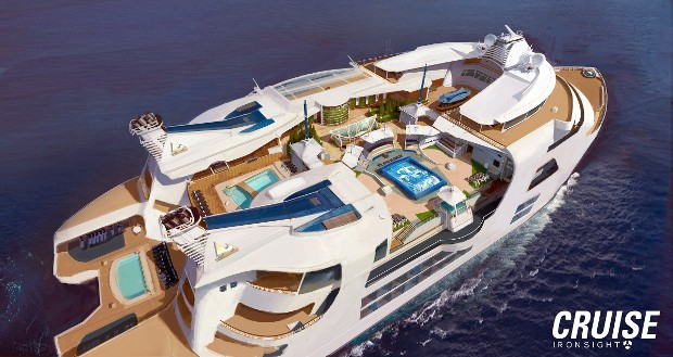 Ironsight\u0027s Newest Content Release Includes A Luxury Cruise Ship Map