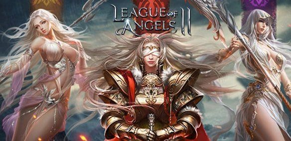 Anime Wallpaper Angel League Of Angels Ii Juego Mmorpg Gratuito