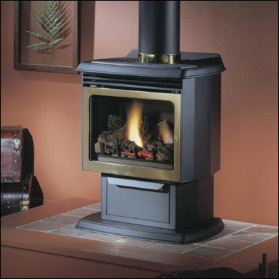 Corner Fireplaces Majestic Direct Vent Gas Corner Fireplace