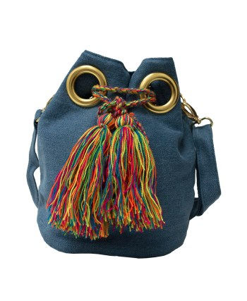 Hippie jeans bucket