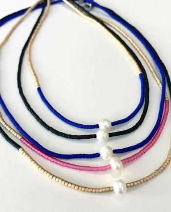 miyuki necklaces