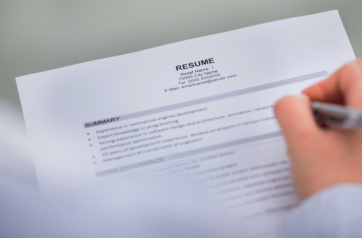 Professional Resume Writing Service Raleigh Nc