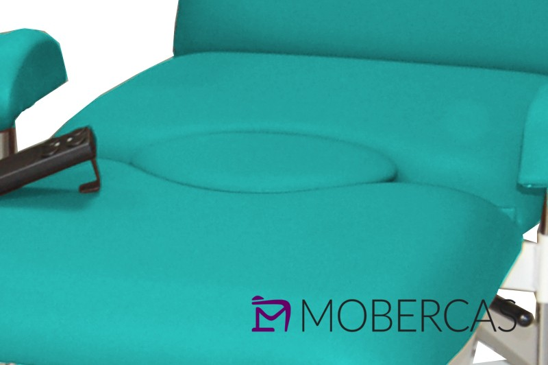 Gynaecological seat plug (tray cover) TG-01 Catalog Mobercas