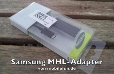 Samsung Galaxy S II MHL Adapter mobilfun