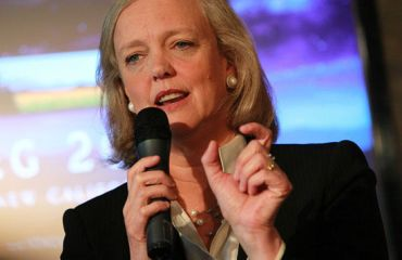 California Gubernatorial Hopeful Meg Whitman Speaks To Business Group