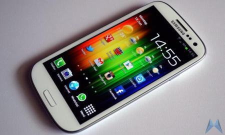 Samsung Galaxy S3 Testbericht