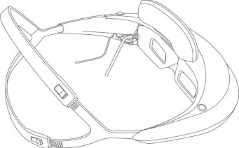 Sony OLED-Brille HMZ-T2 (2)