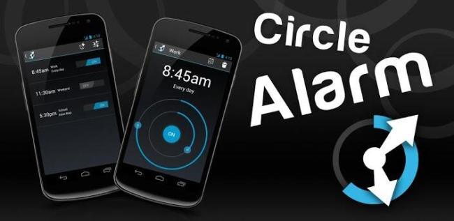 circle alarm