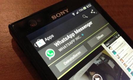 whatsapp sony header