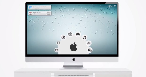 apple tv konzept