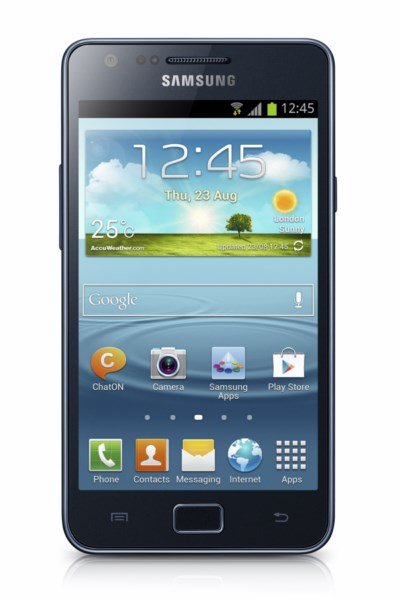 GALAXY S II Plus Product Image (5) 8