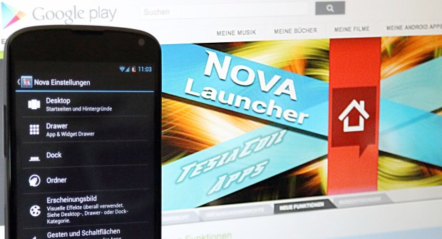 Nova Launcher 2.0