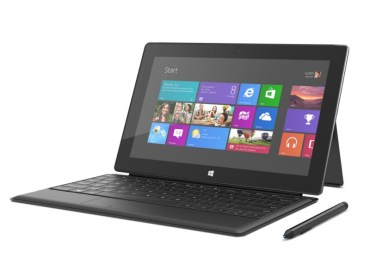 Surface Windows 8 Pro 1