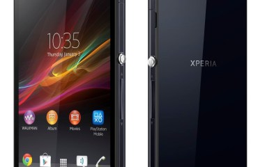 Xperia Z Group Black