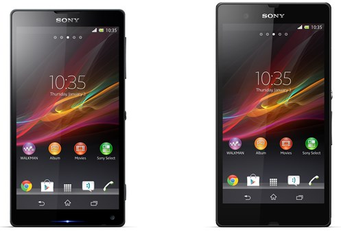 xperia-z-zl black leak header