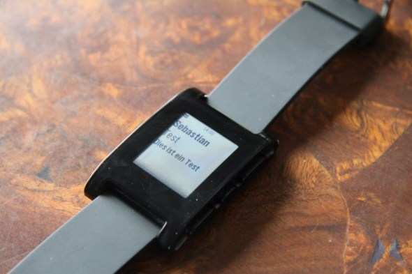 Pebble Smartwatch (13)