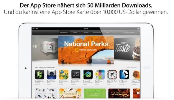 app store 50 mrd