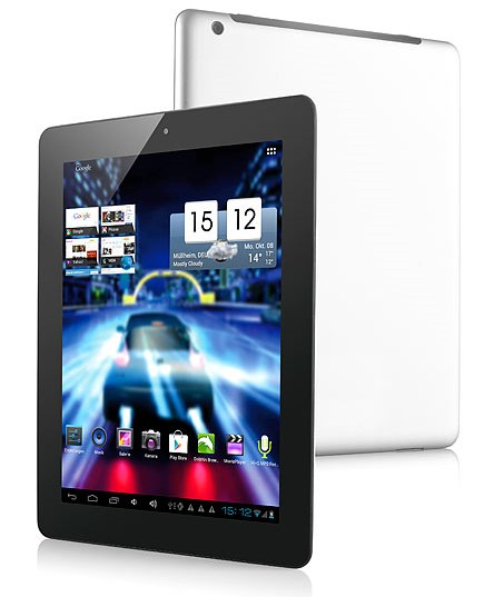 pearl quad hd tablet