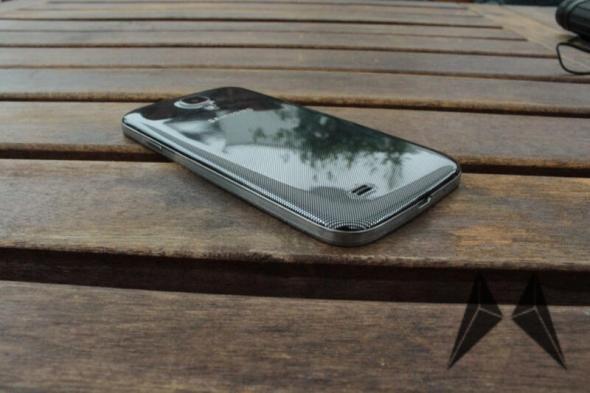 Samsung Galaxy S4 Rückseite IMG_2470