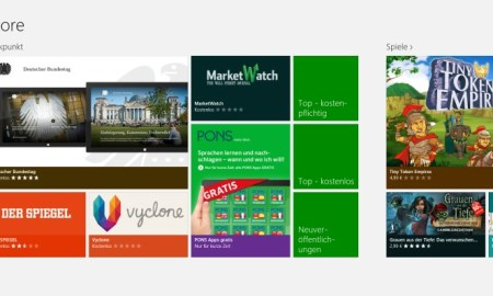 pons windows store aktion