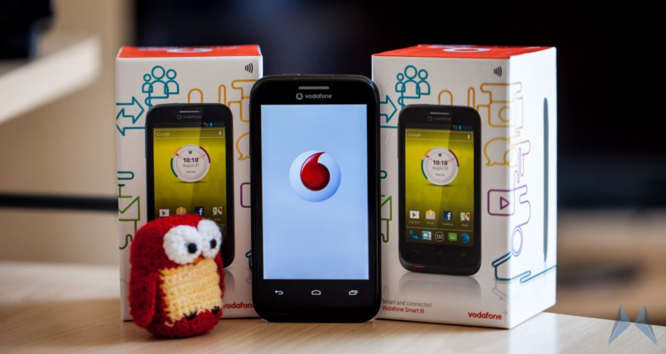 Vodafone Smart III Testbericht