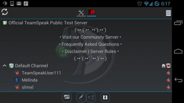 teamspeak android beta 01