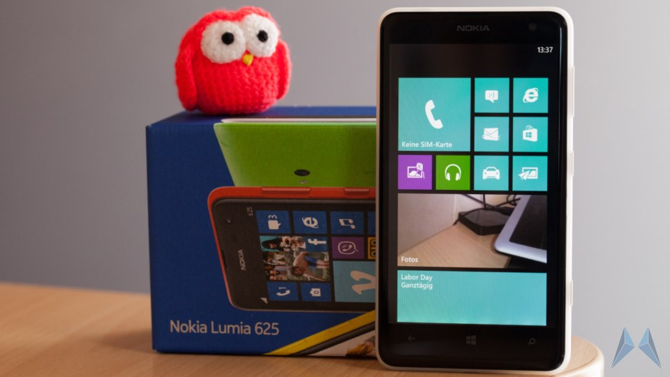 Nokia Lumia 625 Testbericht