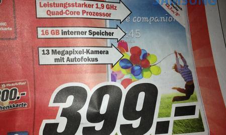 galaxy s4 media markt