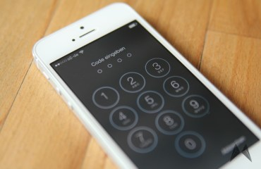 iPhone 5S Lockscreen Security IMG_4914